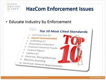 HazCom Slide
