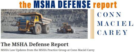 MSHA Blog