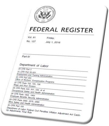 Federal Civil Penalties Inflation Adjustment Act
