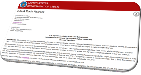Tug-of-War Between Fed OSHA and the State OSH Plans over the