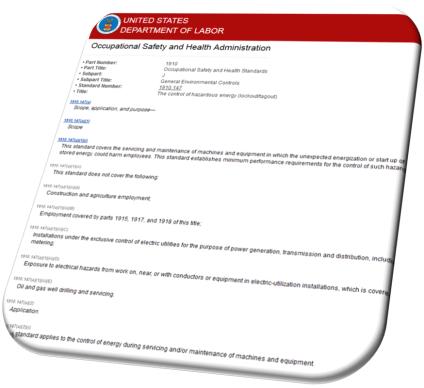 Eric J  Conn – The OSHA Defense Report