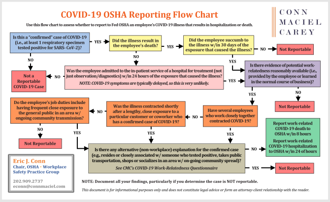 Reporting Flow Chart